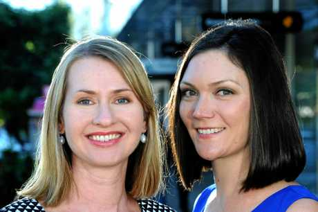 Jade Collins and Alanna Bastin-Byrne are the founders of Femeconomy.