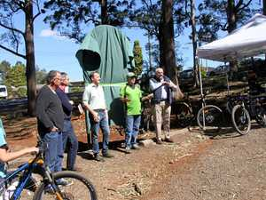 Captain Rous MTB Trails Opening