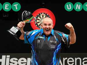 Phil Taylor wins Melbourne Masters