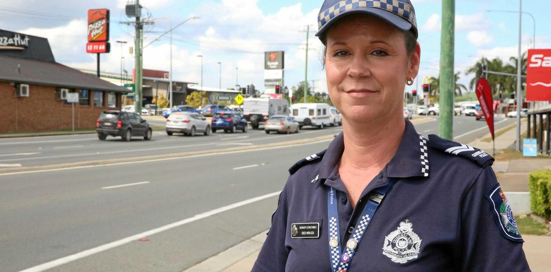ROAD SAFETY WEEK: Senior Constable Debra Wruck