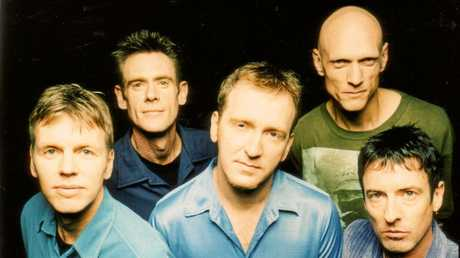 Midnight Oil will perform to a sold-out crowd at The Great Western on October.