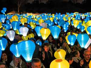 Light the Night to fight blood cancer