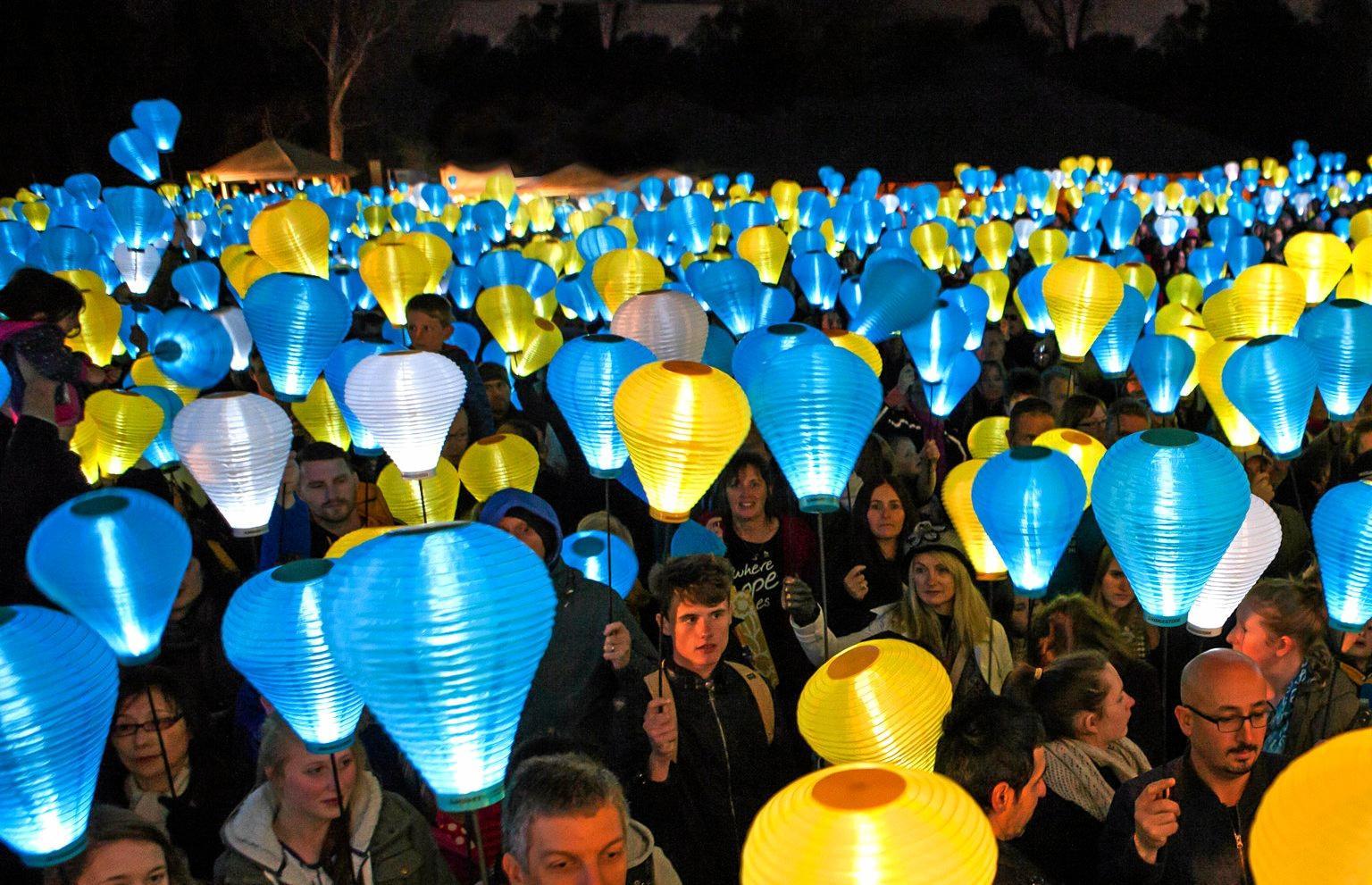 The Leukaemia Foundation will host its annual Light the Night lantern walk in Lismore on October 14.