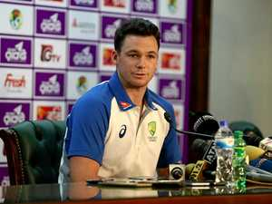 Handscomb ready for Bangladesh challenge