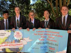 School fair celebrates diversity