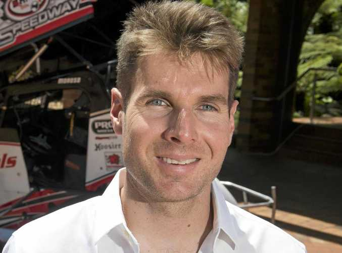 VICTORY: Toowoomba IndyCar driver Will Power.