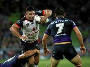Queenslander Lillyman played last game for Warriors?