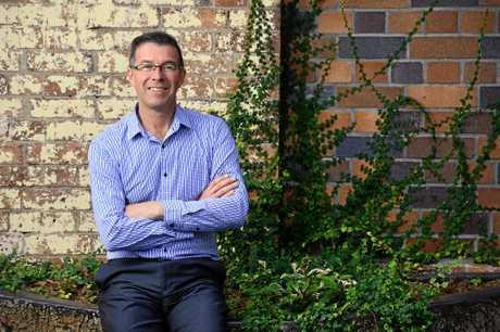 Ipswich Mayor Andrew Antoniolli.
