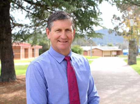 Southern Downs MP Lawrence Springborg.