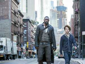 LAST GUNSLINGER: Idris Elba plays Roland Deschain and Tom Taylor plays Jake Chambers in the big screen adaptation of Stephen King's The Dark Tower.