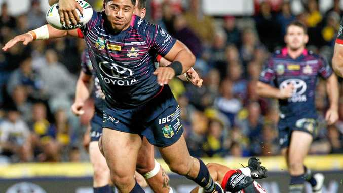 Jason Taumalolo says the Cowboys must win this weekend.