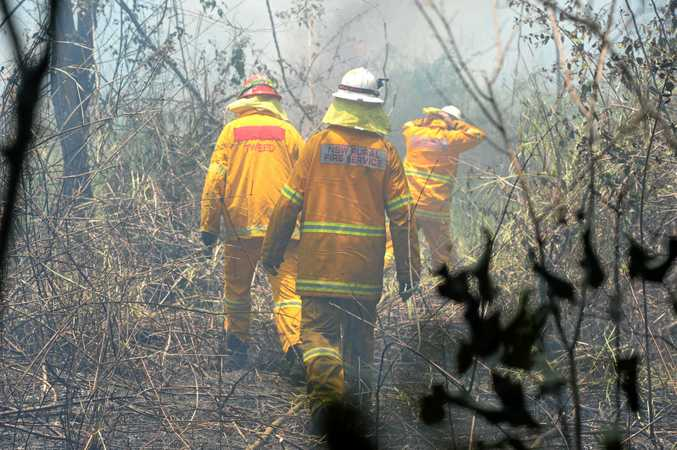 Fire permits have been suspended on the Coffs Coast this week.