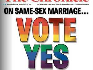 Editor responds to same-sex marriage opinion piece