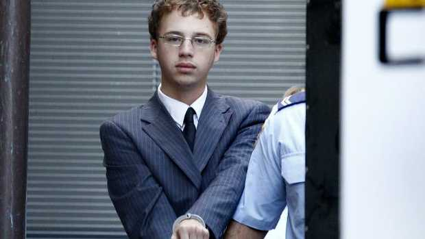 Daniel Kelsall is appealing his sentence for the murder of Morgan Huxley. Picture: AAP Image/Nikki Short.