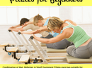 Pilates Class for Beginners - classic pilates exercises specifically for beginner level (various pilates equipment used).