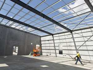 TAKE A LOOK: Walls go up on $40m Pulse Data Centre