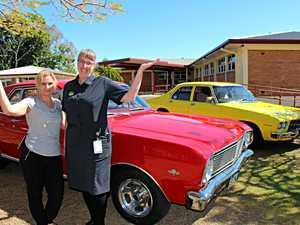 How hotrods are helping Gatton patients this weekend