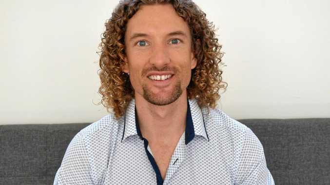 CLEAN LIVING: Healthy Lifestyles Australia director Brady Schulz.