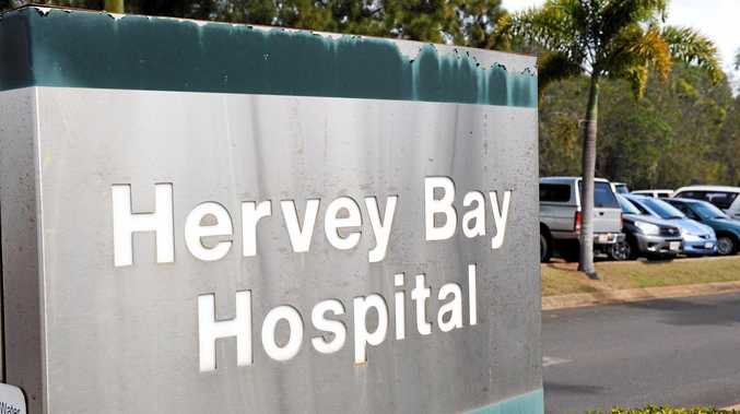 Hervey Bay Hospital.Photo: Valerie Horton / Fraser Coast Chronicle