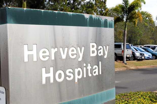 Hervey Bay Hospital.Photo: Valerie Horton / Fraser Coast Chronicle