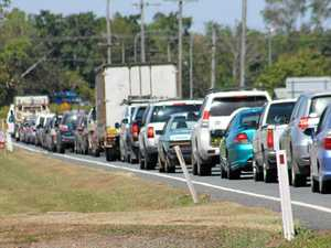 REVEALED: What sparked the Coast's Bruce Hwy gridlock