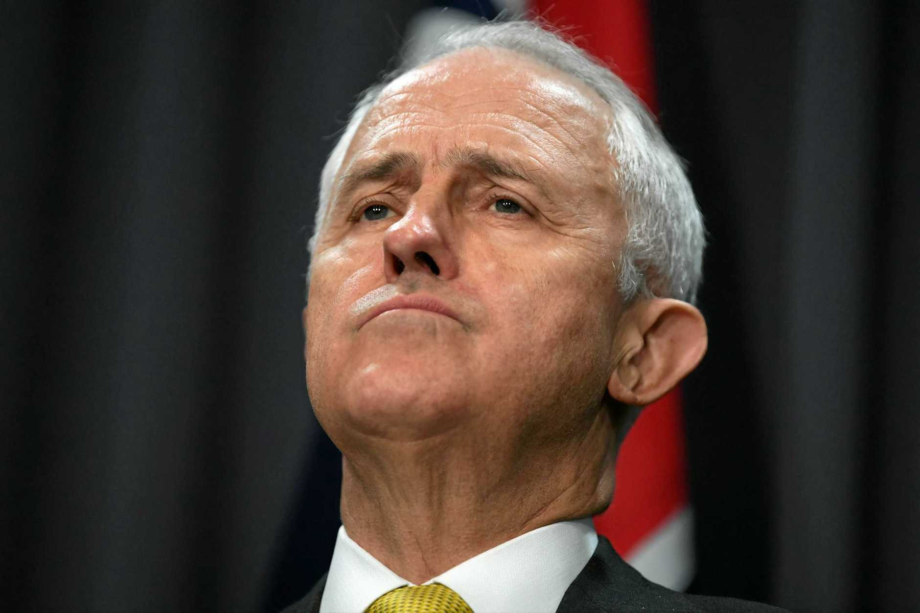 Grilled on radio, Malcolm Turnbull has acknowledged people will often say things that are