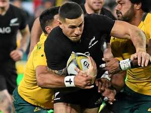 Concussion concern for SBW following Bledisloe Cup clash