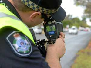 POLICE BLITZ: Leyburn speed not confined to track