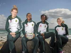 Coolangatta gold for South African netballers