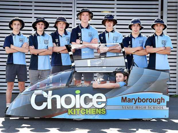 Technology Challenge - Maryborough High School year 9