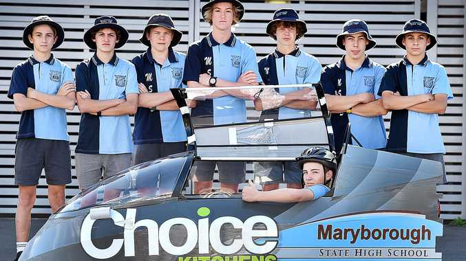 Technology Challenge - Maryborough High School year 9