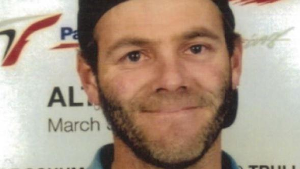 Missing man Russell Jenkins, who was last seen 10 years ago. Picture: Victoria Police
