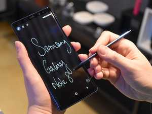 Samsung Galaxy Note8: 'Bigger is better' for seniors