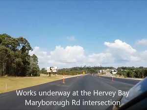 Walkthrough: Urraween Rd roadworks