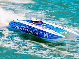Brett Luhrmann's Team Australia
