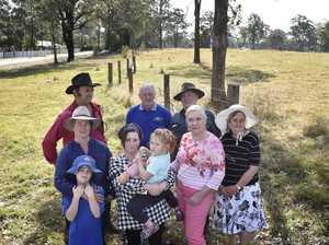 Residents oppose new development