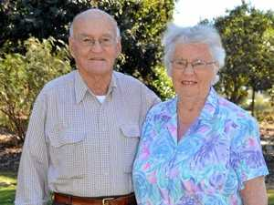 Love, set, match for happy Toowoomba couple