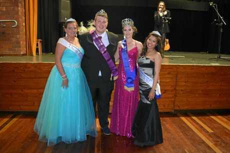 2017 Entrants: Samantha Hutchinson, Zanda Aylward, Amellia Moore and Xela Pil.