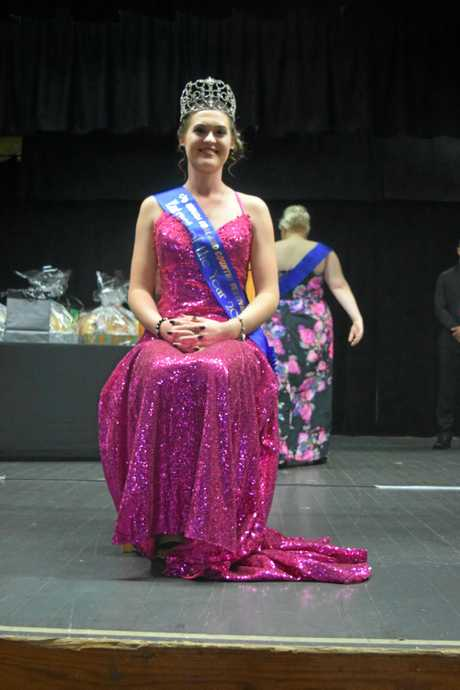 2017 Coal and Country Festival Entrant of the Year: Amellia Moore.