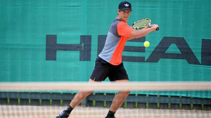 OPEN BACK: Brendan Schultz won the last closed tournament in men's open in 2015.