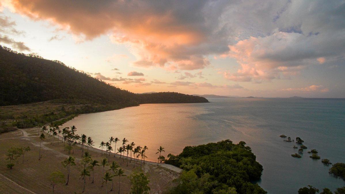 SUNSET: Funnel Bay is hosting Sunset Drinks .