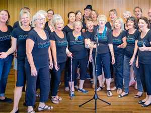 COOL FUNDRAISER: Cool Harmonies community choir.