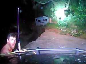 Inskip sinkhole drama relived on TV