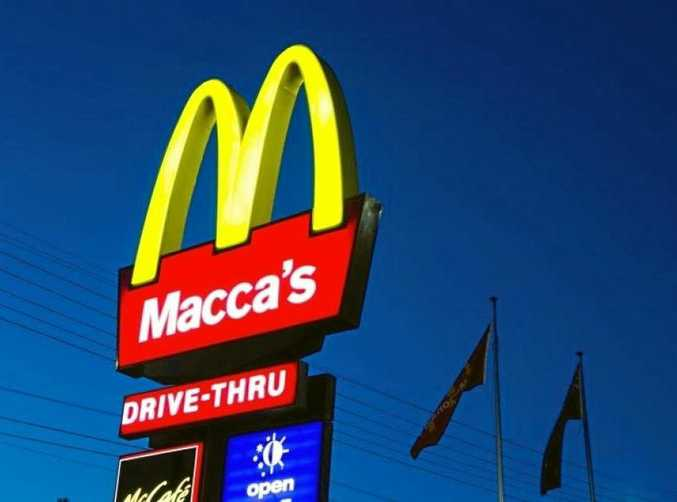 The rumours about McDonald's coming to Sarina have once again resurfaced.