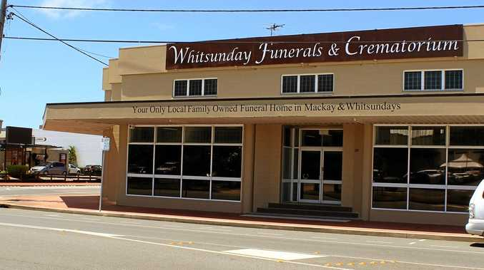 Whitsunday Funerals and Crematorium's has filed a development application for a crematorium on Shakespeare St.