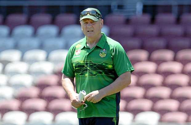 Scott Sattler says the Titans could benefit from Tim Sheens' (pictured) experience.