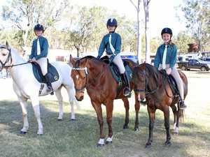Young riders rule at Calliope gymkhana
