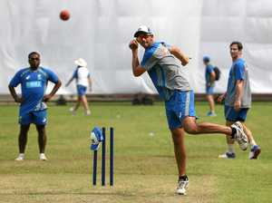Agar ready to grab his Test chance again