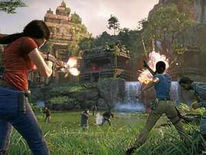 Uncharted: The Lost Legacy a slick, impressive effort