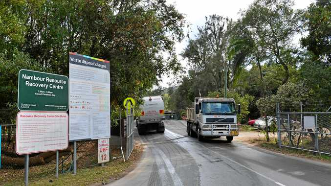 Sunshine Coast Council wants to expand its Nambour landfill to hold an extra 4.425 million tonnes of non-recyclable waste.
